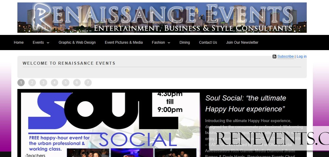 RenEvents.com for @Ren_Events
