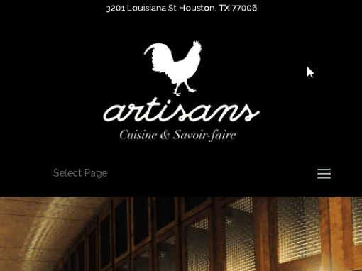 ArtisansRestaurant.com